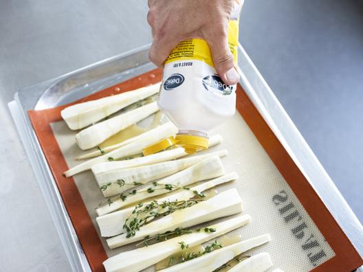 Pieczenie warzyw