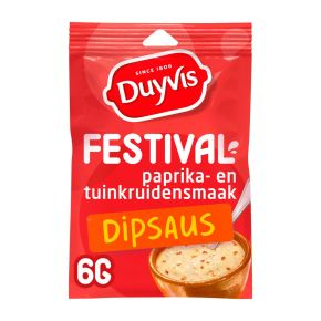 Duyvis Dipaus mix festival product photo