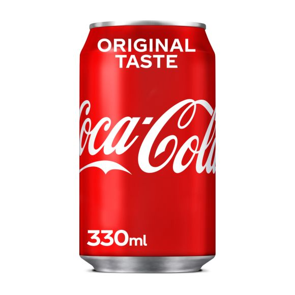 Coca-Cola Regular blik product photo