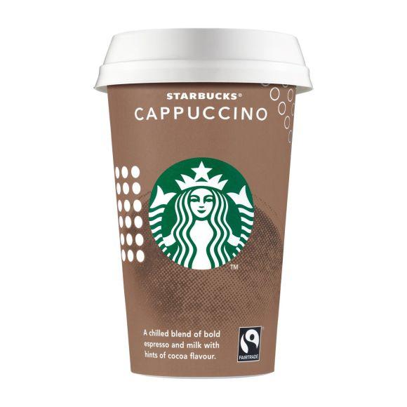 Starbucks Cappuccino product photo