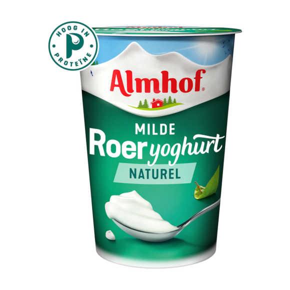 Almhof roeryoghurt naturel product photo