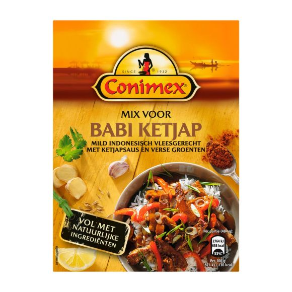 Conimex  Babi Ketjap Maaltijdmix product photo