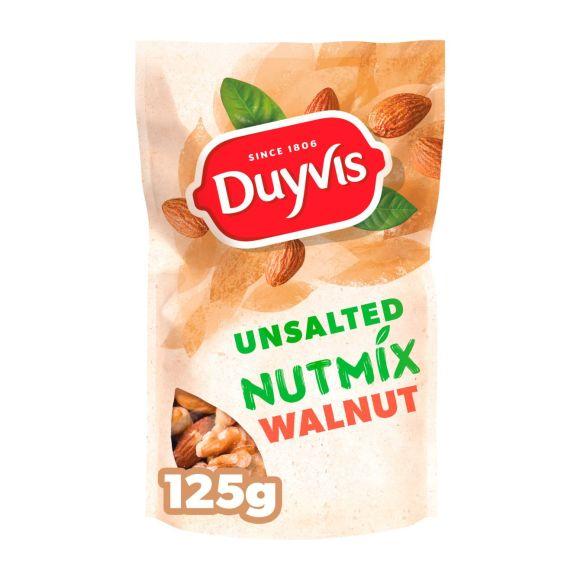 Duyvis Ongezouten Walnoten Mix  125 gr product photo