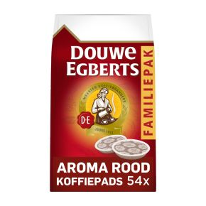 Douwe Egberts Aroma rood koffiepads product photo
