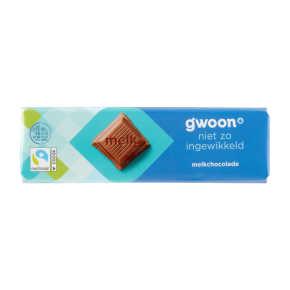 g'woon Chocoladereep melk product photo