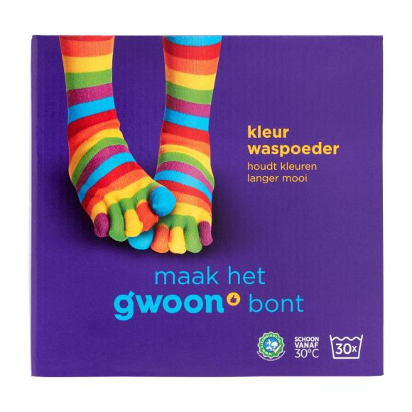 g'woon Waspoeder kleur product photo