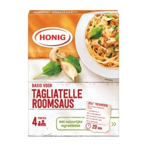 Honig Mix voor tagliatelle roomsaus product photo