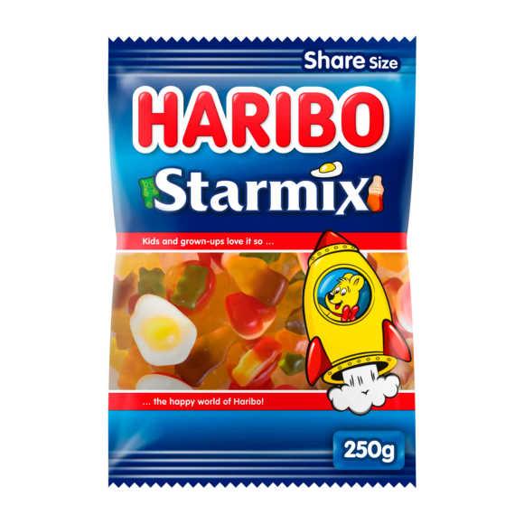 Haribo starmix product photo