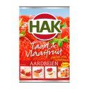 HAK Taart & vlaaifruit aardbeien product photo