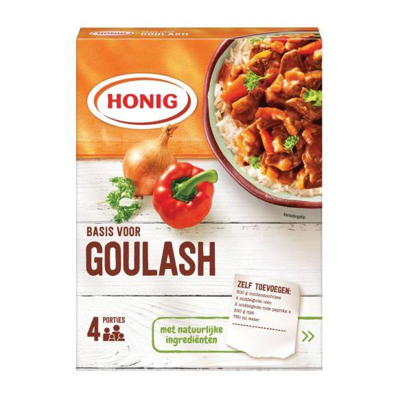 Honig Mix voor goulash product photo