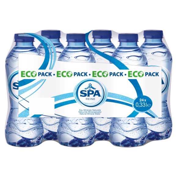 Spa Mineraalwater reine 24 x 330 ml product photo
