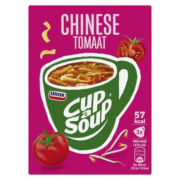 Unox Cup-a-soup Chinese tomaat product photo