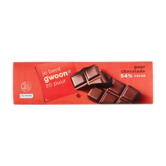 g'woon Chocoladereep puur product photo