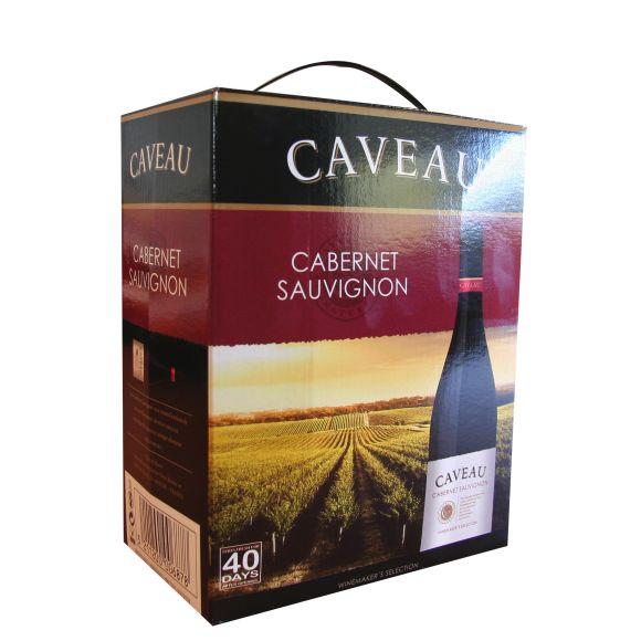 Caveau Cabernet sauvignon product photo