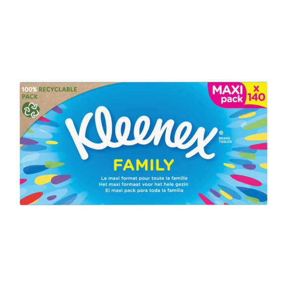 Kleenex Tissues maxi pack product photo