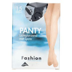 Fashion Panty lichtglans zwart 44/48 product photo