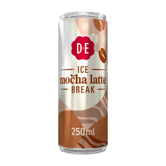 Douwe Egberts Ice Mocha Latte Ijskoffie product photo