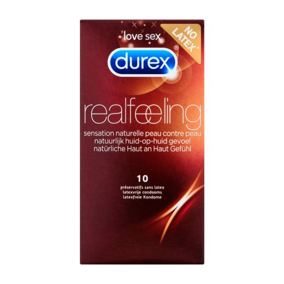 Durex Real feel product photo