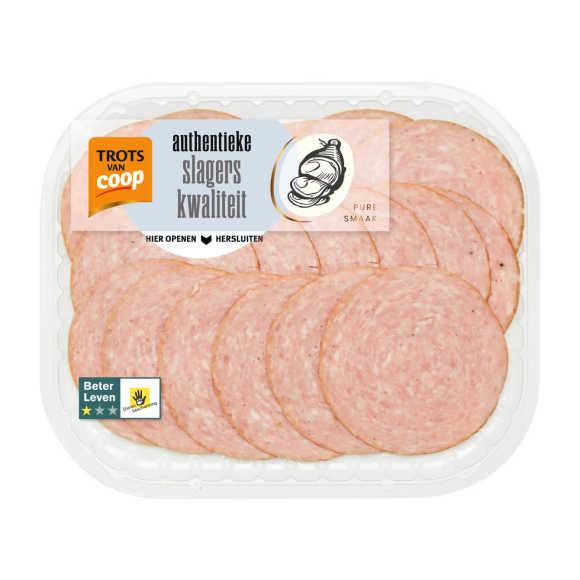 Trots van Coop Authentieke gekookte Gelderse product photo