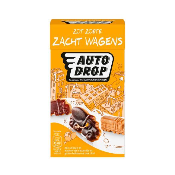 Autodrop Zacht wagens product photo