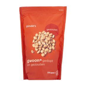 g'woon Pinda's gezouten groot product photo