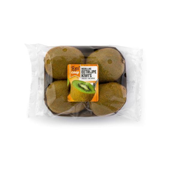 Eetrijpe kiwi's product photo