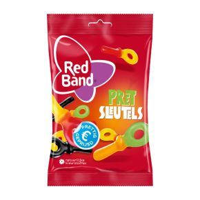 Red Band pretsleutels product photo