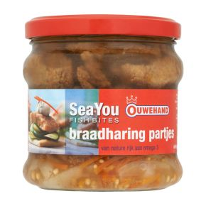 Ouwehand Braadharing partjes product photo