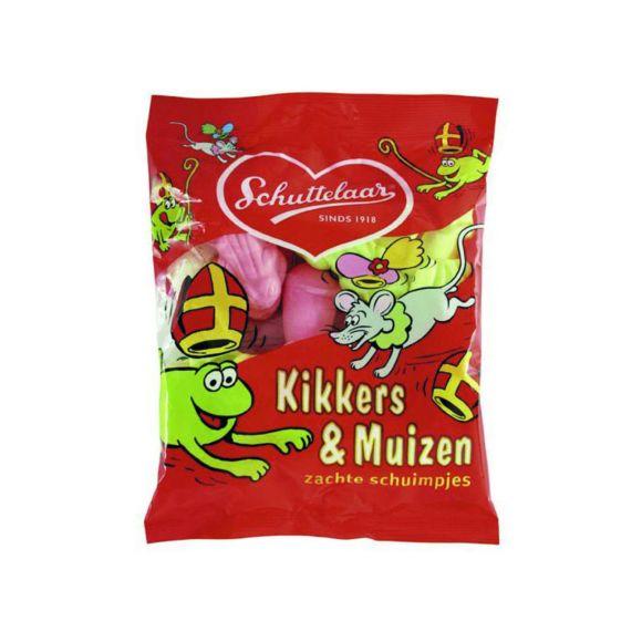 Schuttelaar Kikkers & muizen schuim product photo