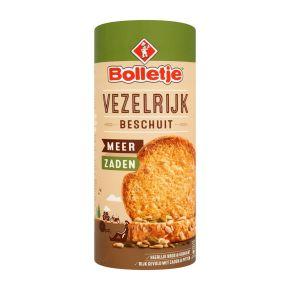 Bolletje Vezelrijk beschuit meerzaden product photo
