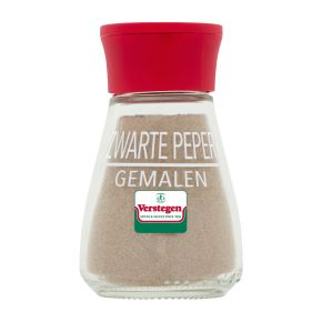 Verstegen Zwarte peper gemalen product photo