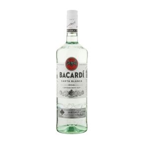 Bacardi Carta blanca product photo