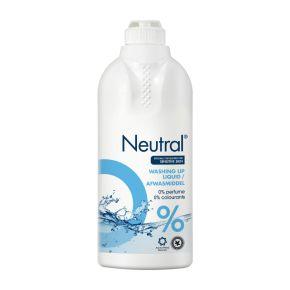 Neutral  Parfumvrij Afwasmiddel product photo