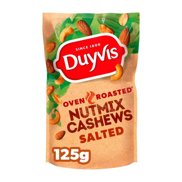 Duyvis Oven roasted original nutmix product photo