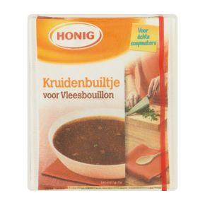 Honig Kruidenbuiltje voor Vleesbouillon 13 g Multi-pack product photo