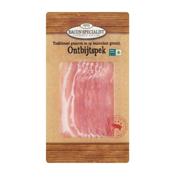 Baconspecialist Ontbijtspek 1 ster product photo