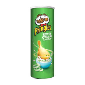Pringles Sour cream & onion product photo