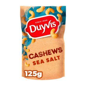 Duyvis Pure & natural cashews sea salt product photo