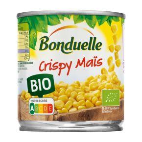 Bonduelle Crispy maïs bio product photo