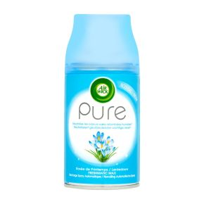 Air Wick Freshmatic Automatische Spray Luchtverfrisser - Pure Lentedauw - Navulling product photo