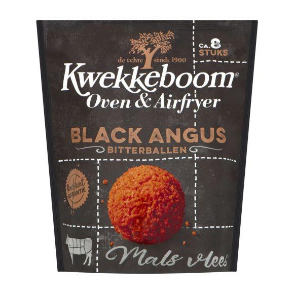 Kwekkeboom Oven Black Angus Bitterballen product photo