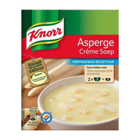 Knorr  Asperge Crèmesoep Soep product photo