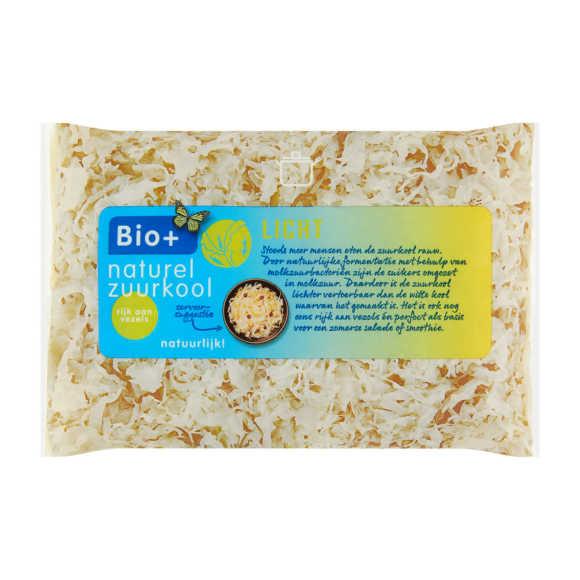 Biologische zuurkool naturel product photo