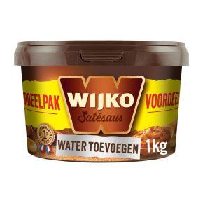 Wijko Satésaus water toevoegen product photo