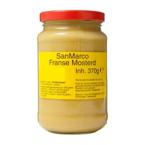 SanMarco Franse mosterd product photo