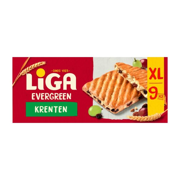 Liga Evergreen krenten XL product photo
