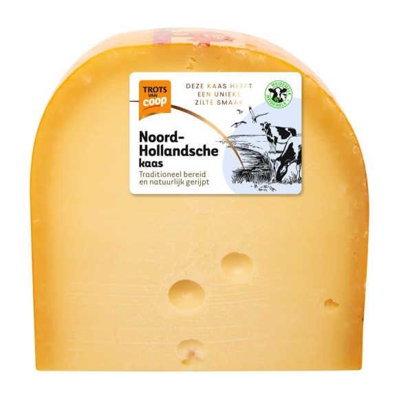 Top! van Coop Extra belegen kaas stuk product photo