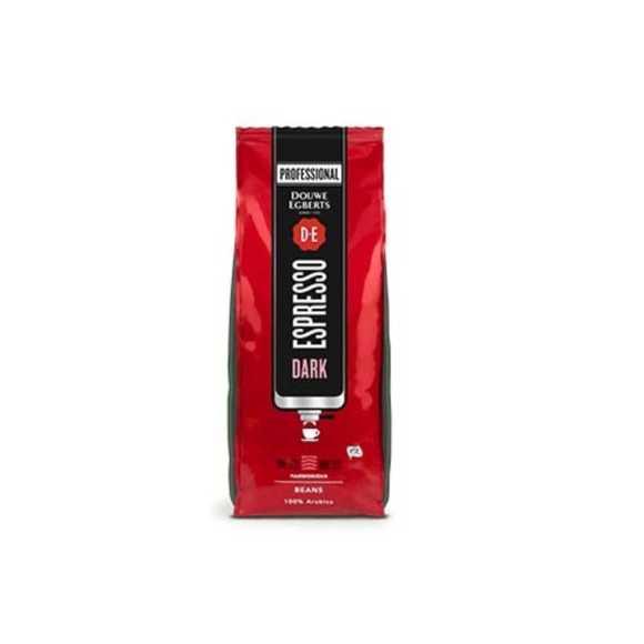 D.E. Espresso dark rost bonen product photo