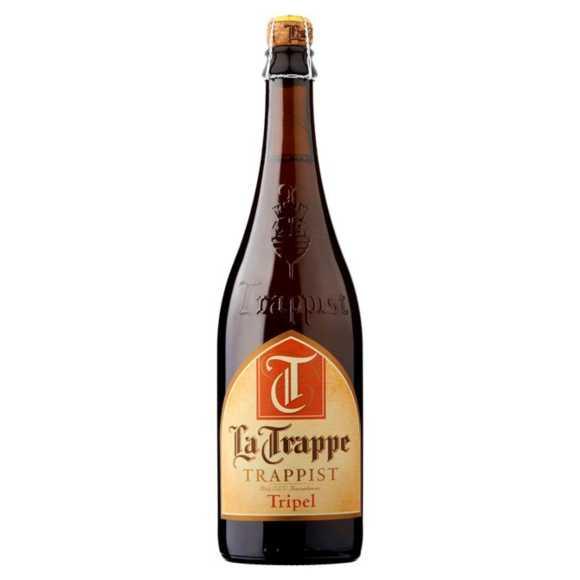La Trappe trappist tripel product photo