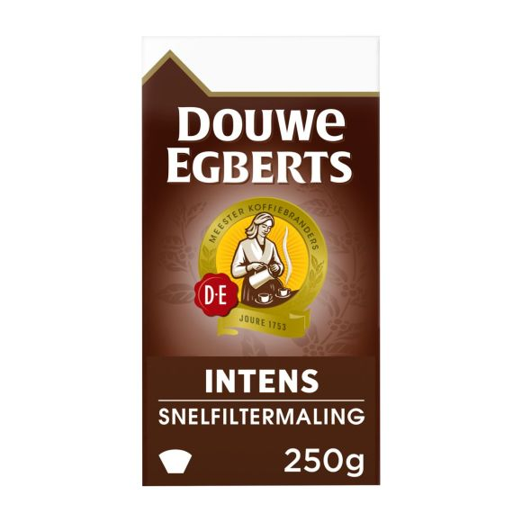 Douwe Egberts Intens filterkoffie product photo